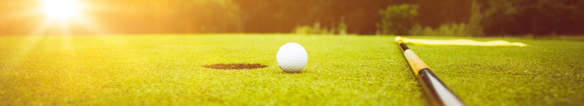 Parcours de golf dans la Manche